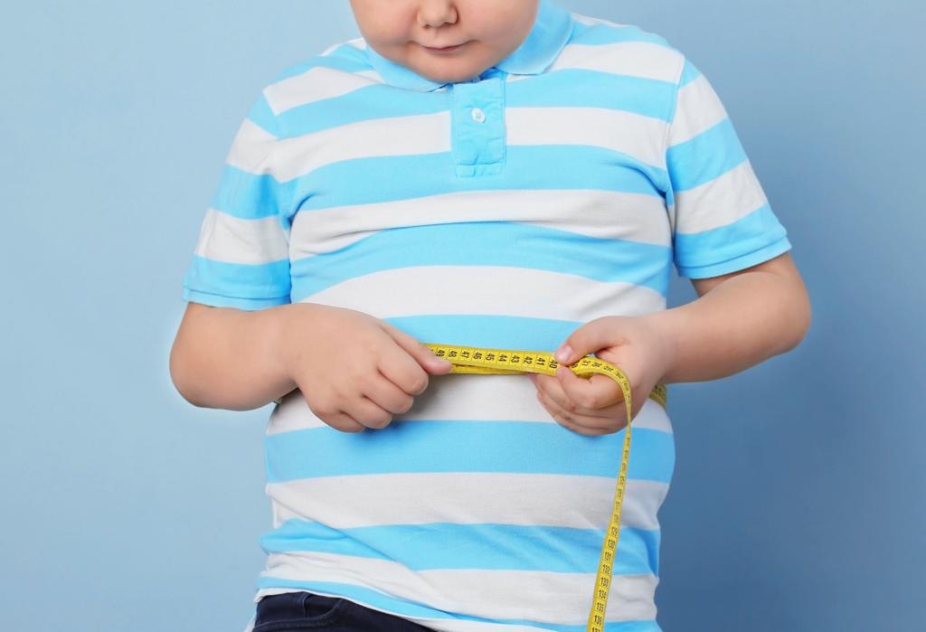 Como tratar a obesidade infantil?