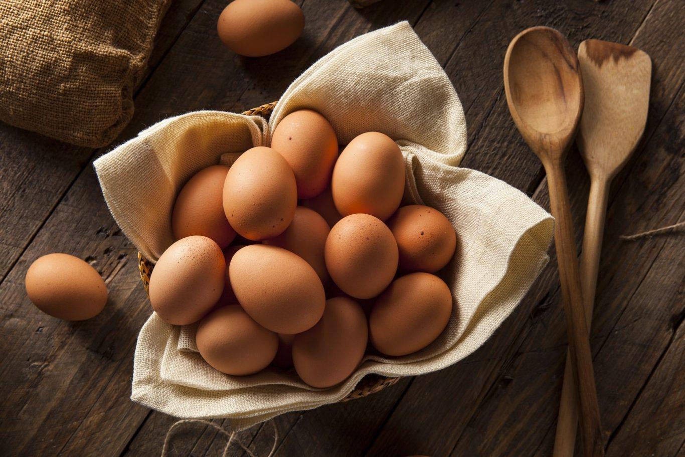Confira os benefícios do ovo